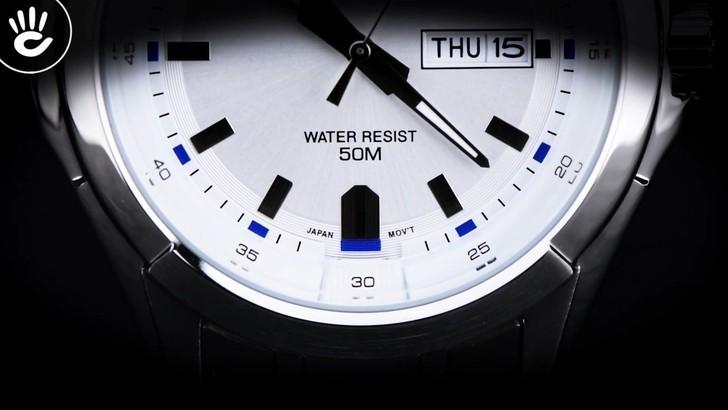 Đồng hồ Casio MTP-E205D-7AVDF giá rẻ, thay pin miễn phí - Ảnh 2
