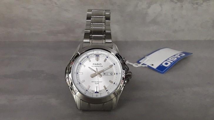 Đồng hồ Casio MTP-E205D-7AVDF giá rẻ, thay pin miễn phí - Ảnh 4