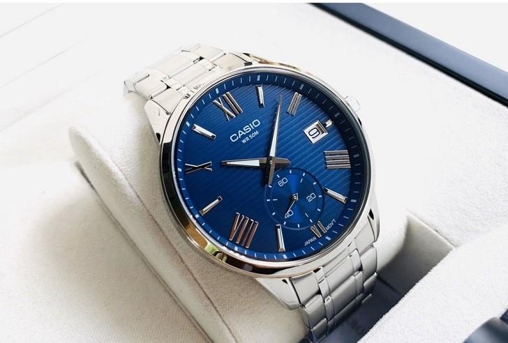 Casio MTP-EX100D-2AVDF đồng hồ thời trang tích hợp nhiều tính năng - Ảnh 2