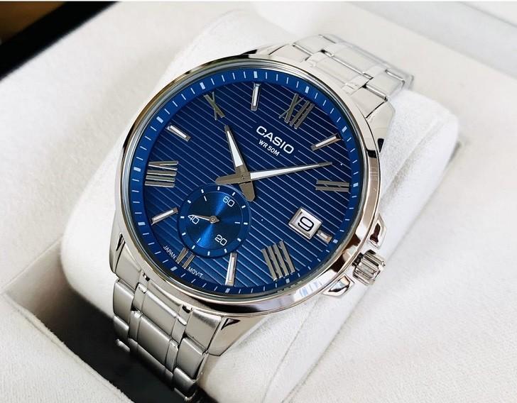 Casio MTP-EX100D-2AVDF đồng hồ thời trang tích hợp nhiều tính năng - Ảnh 5