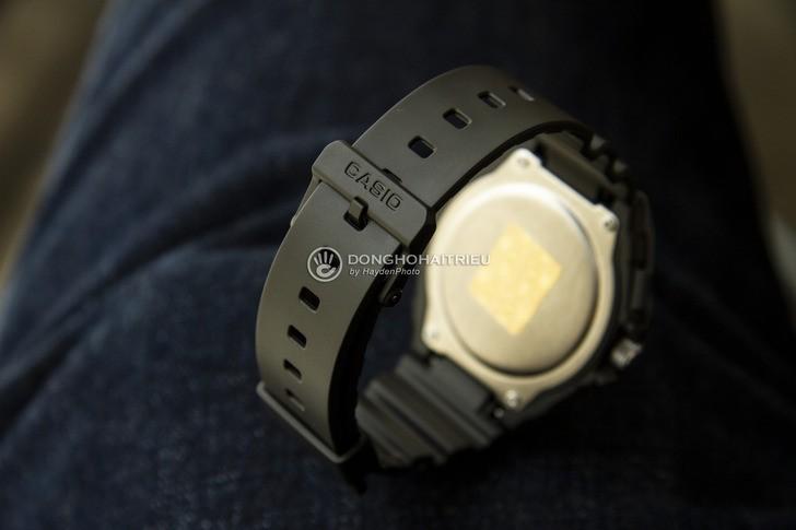 Đồng hồ Casio MWC-100H-1AVDF giá rẻ, free thay pin trọn đời - Ảnh 4