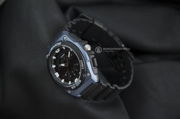 Đồng hồ Casio MWC-100H-2AVDF giá rẻ, thay pin miễn phí - Ảnh 6