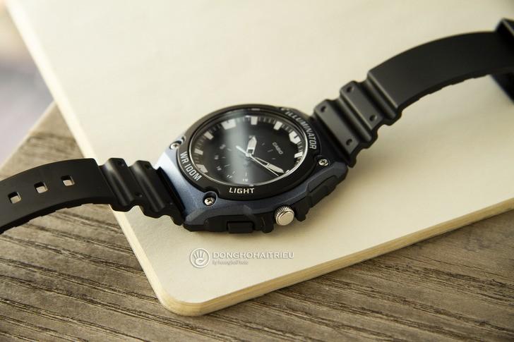 Đồng hồ Casio MWC-100H-2AVDF giá rẻ, thay pin miễn phí - Ảnh 7