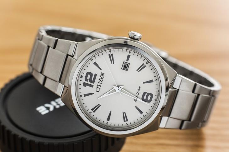Đồng hồ nam Citizen AW1370-51B bộ máy năng lượng ánh sáng - Ảnh 5