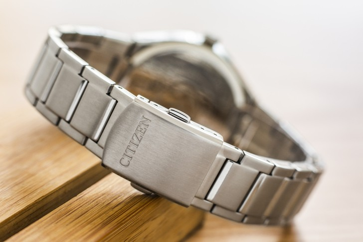 Đồng hồ nam Citizen AW1370-51B bộ máy năng lượng ánh sáng - Ảnh 7