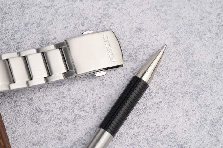 Đồng hồ nam Citizen AW1370-51B bộ máy năng lượng ánh sáng - Ảnh 8