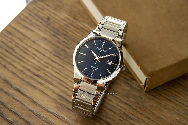 Đồng hồ Citizen BI5060-51L giá rẻ, miễn phí thay pin trọn đời - Ảnh: 2