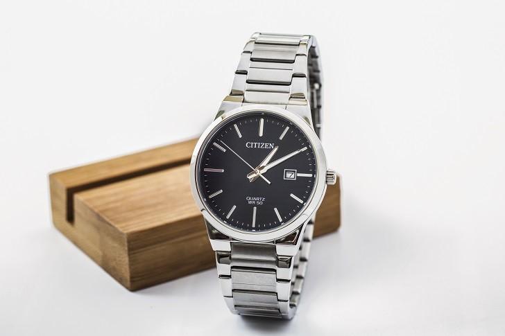 Đồng hồ Citizen BI5060-51L giá rẻ, miễn phí thay pin trọn đời - Ảnh: 3