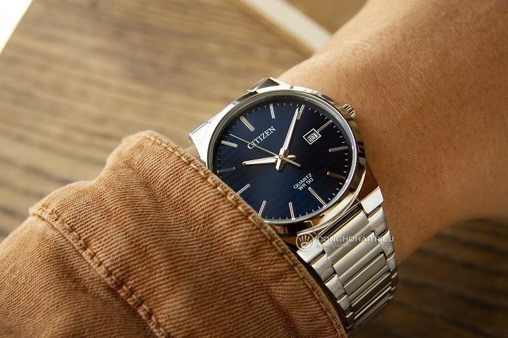 Đồng hồ Citizen BI5060-51L giá rẻ, miễn phí thay pin trọn đời - Ảnh: 4