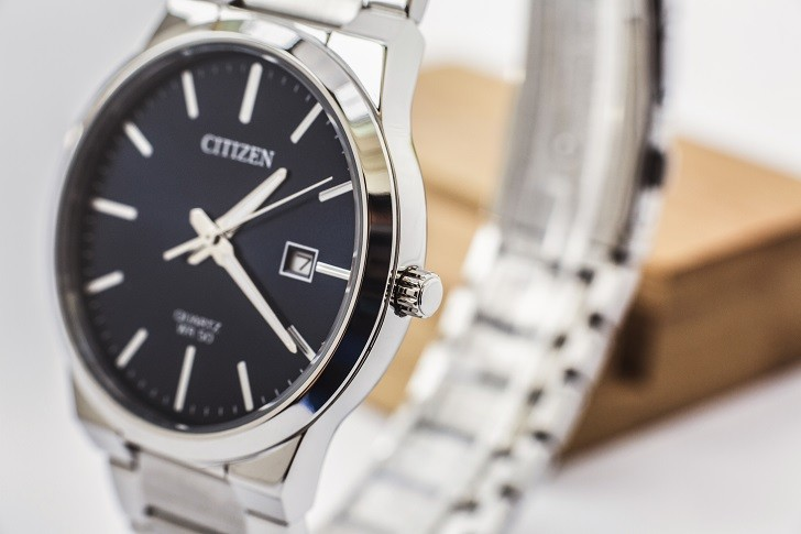 Đồng hồ Citizen BI5060-51L giá rẻ, miễn phí thay pin trọn đời - Ảnh: 6