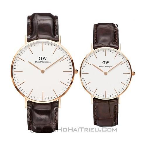 Có nên mua đồng hồ Daniel Wellington (DW) xách tay từ Nhật, Mỹ,...? - Ảnh 9