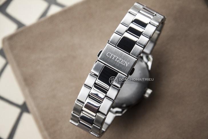 Khám phá đồng hồ Citizen NH8350-83A máy cơ, trữ cót 40 giờ - Ảnh 2