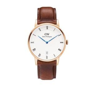 Review khám phá đồng hồ Daniel Wellington (DW) Dapper kim xanh nổi tiếng