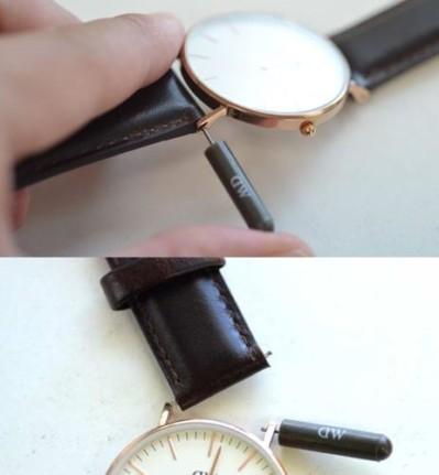 Review khám phá đồng hồ Daniel Wellington (DW) Dapper kim xanh nổi tiếng Cách thay dây đồng hồ DW