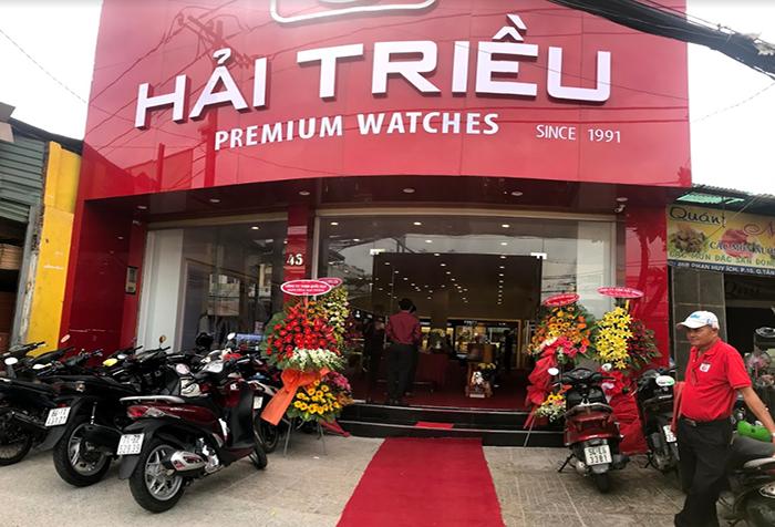 Đồng Hồ Hải Triều - Showroom Phan Huy Ích