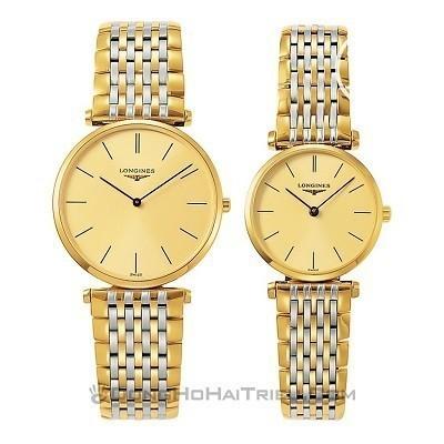 TOP thương hiệu đồng hồ cặp mạ vàng: Casio, DW, Tissot, Citizen,... - Ảnh 8