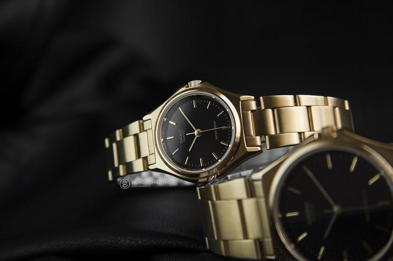TOP thương hiệu đồng hồ cặp mạ vàng: Casio, DW, Tissot, Citizen,... - Ảnh 1