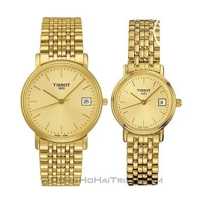 TOP thương hiệu đồng hồ cặp mạ vàng: Casio, DW, Tissot, Citizen,... - Ảnh 7