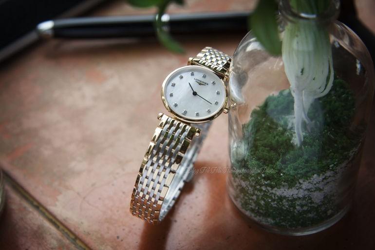 3 Bí mật chưa kể về đồng hồ đính kim cương Longines và Doxa La Grande Classique de Longines L4.209.2.87.7