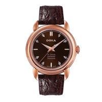 3 Bí mật chưa kể về đồng hồ đính kim cương Longines và Doxa Modern Vintage D115RBR
