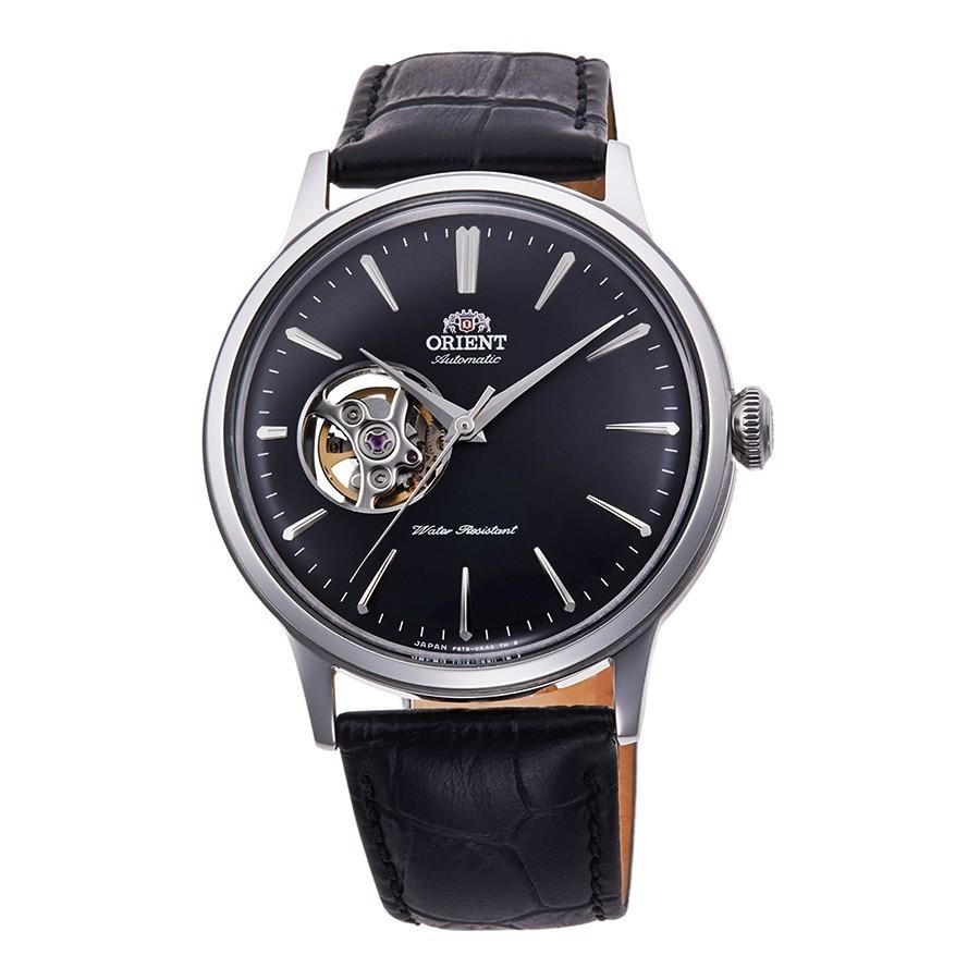 Top 15 đồng hồ Open Heart từ 3 hãng hàng đầu Nhật Bản - Ảnh: Orient RA-AG0004B10B