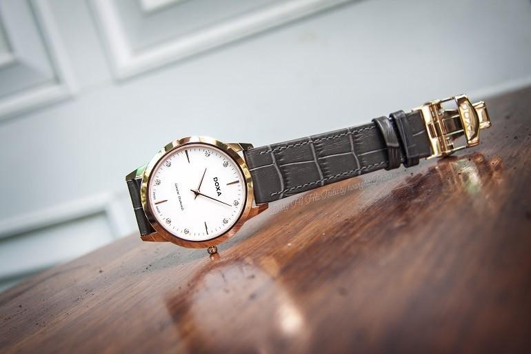 5 chiếc đồng hồ nam siêu mỏng, cao cấp đến từ thương hiệu Doxa - Ảnh 2