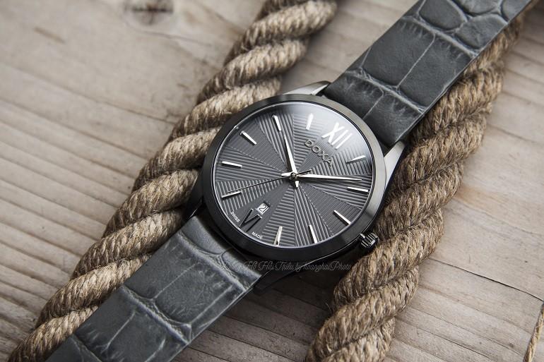 5 chiếc đồng hồ nam siêu mỏng, cao cấp đến từ thương hiệu Doxa - Ảnh 4