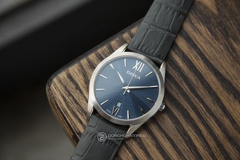 5 chiếc đồng hồ nam siêu mỏng, cao cấp đến từ thương hiệu Doxa - Ảnh 1
