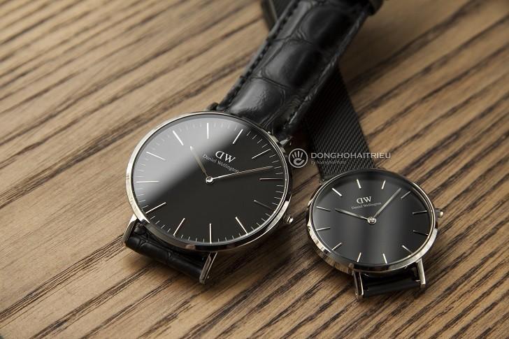 7 lý do chọn mua đồng hồ Daniel Wellington DW00100202 dây lưới - Ảnh 3