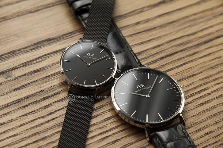 7 lý do chọn mua đồng hồ Daniel Wellington DW00100202 dây lưới - Ảnh 4