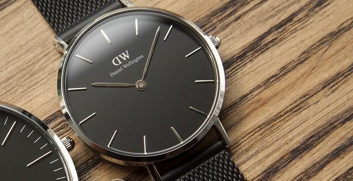 7 lý do chọn mua đồng hồ Daniel Wellington DW00100202 dây lưới - Ảnh 5