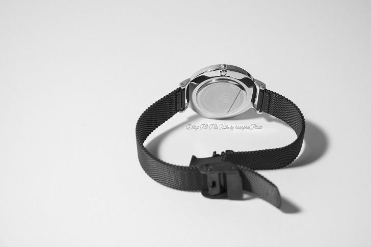 7 lý do chọn mua đồng hồ Daniel Wellington DW00100202 dây lưới - Ảnh 6