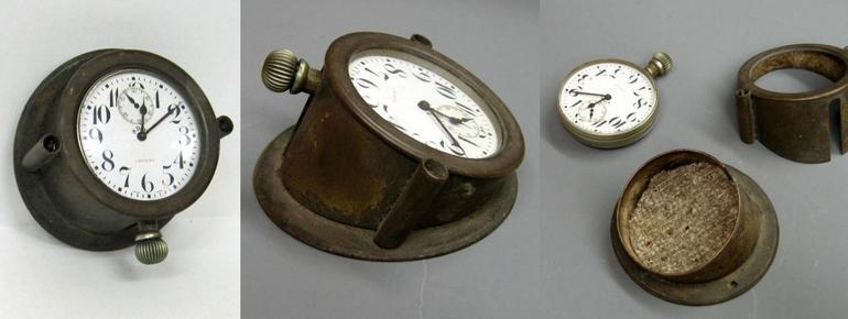Đồng hồ hiệu Doxa có gì đặc biệt? Tiết lộ 7 điều bạn chưa biết! - Doxa 8-Day trên xe Lincoln Cadillac