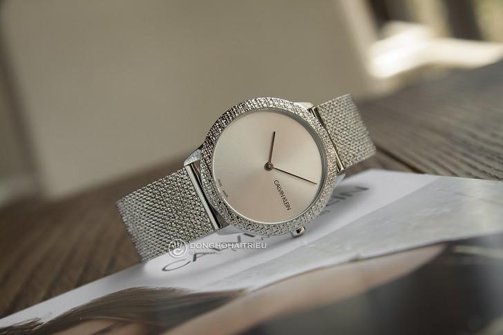 Đồng hồ Calvin Klein K3M22T26 giá rẻ, thay pin miễn phí - Ảnh 1