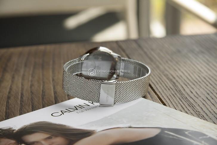 Đồng hồ Calvin Klein K3M22T26 giá rẻ, thay pin miễn phí - Ảnh 2