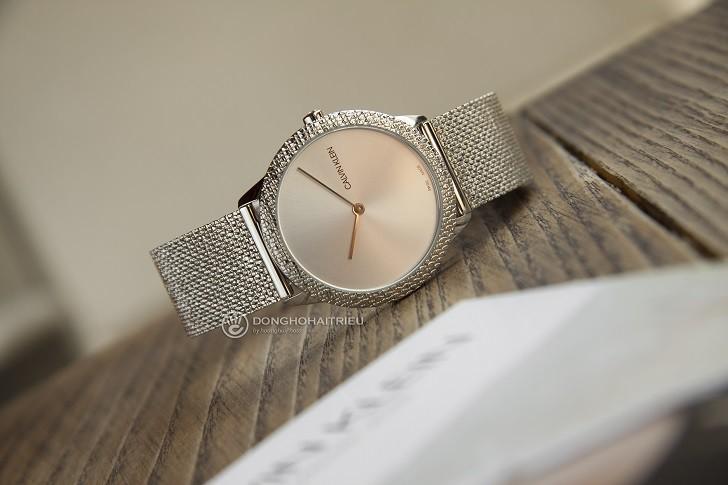 Đồng hồ Calvin Klein K3M22T26 giá rẻ, thay pin miễn phí - Ảnh 3