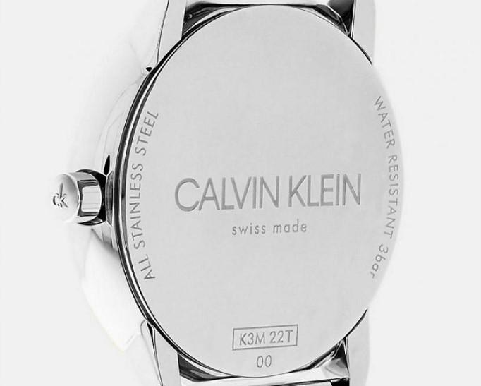 Đồng hồ Calvin Klein K3M22T26 giá rẻ, thay pin miễn phí - Ảnh 4