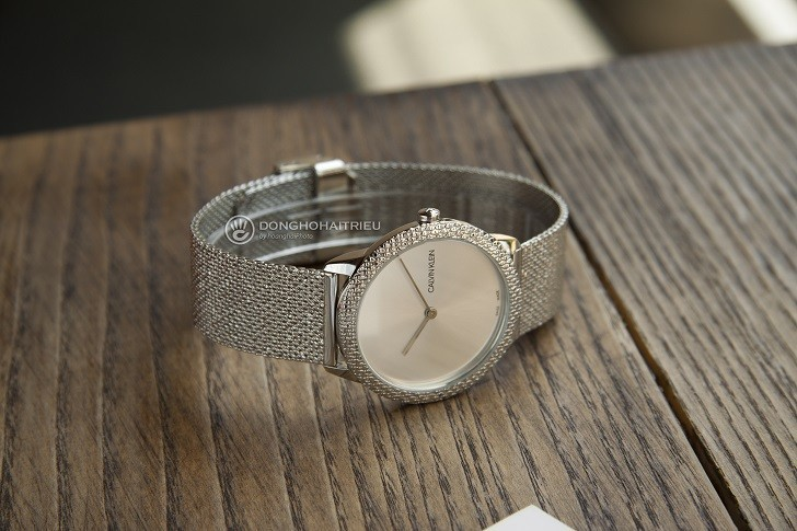 Đồng hồ Calvin Klein K3M22T26 giá rẻ, thay pin miễn phí - Ảnh 5