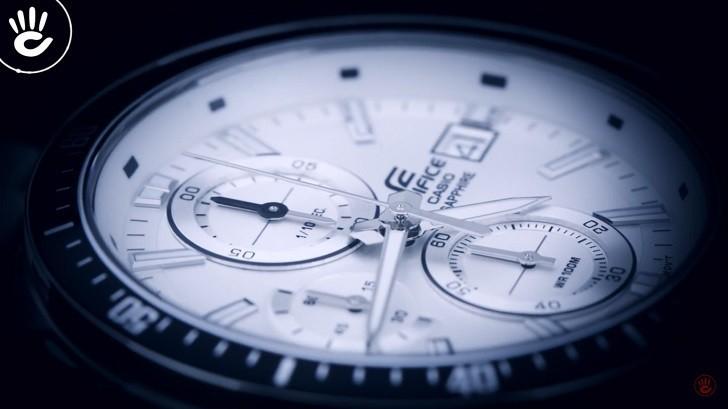 Đồng hồ Casio EFR-S565D-7AVUDF giá rẻ, miễn phí thay pin - Ảnh: 2