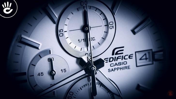 Đồng hồ Casio EFR-S565D-7AVUDF giá rẻ, miễn phí thay pin - Ảnh: 6