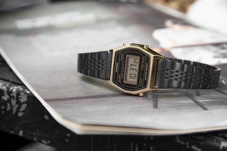 Đồng hồ nữ Casio LA690WGB-1DF giá rẻ, thay pin miễn phí - Ảnh 2