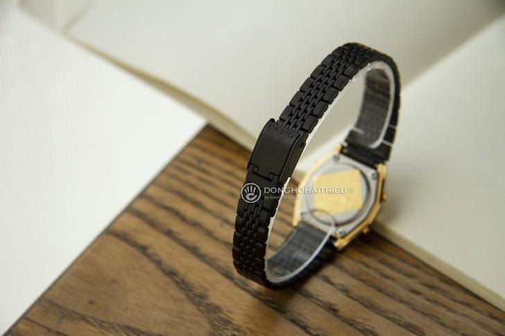 Đồng hồ nữ Casio LA690WGB-1DF giá rẻ, thay pin miễn phí - Ảnh 5