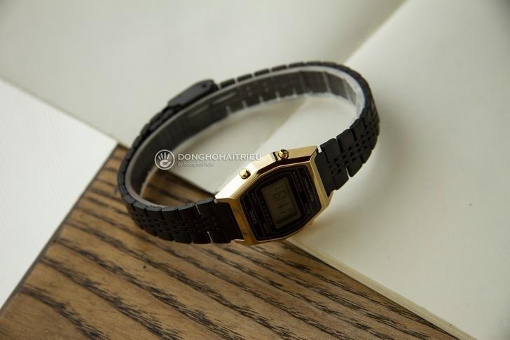Đồng hồ nữ Casio LA690WGB-1DF giá rẻ, thay pin miễn phí - Ảnh 6