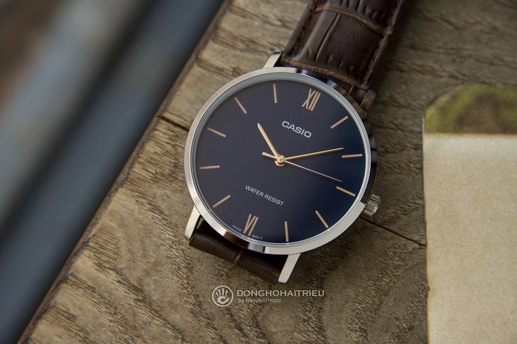 Đồng hồ Casio MTP-VT01L-2BUDF: Giá rẻ, chất lượng cao - Ảnh: 1