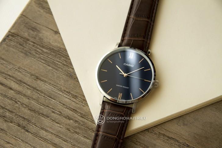 Đồng hồ Casio MTP-VT01L-2BUDF: Giá rẻ, chất lượng cao - Ảnh: 2