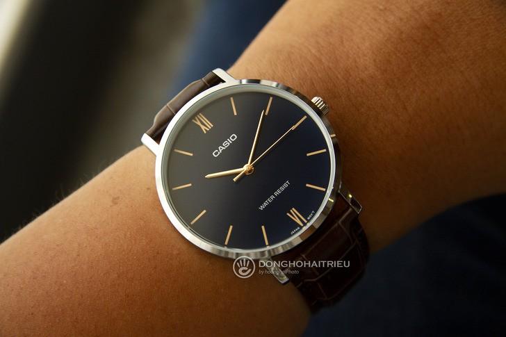Đồng hồ Casio MTP-VT01L-2BUDF: Giá rẻ, chất lượng cao - Ảnh: 3