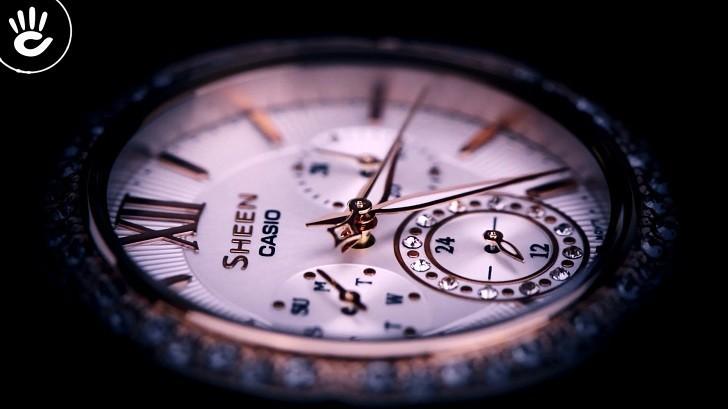 Đồng hồ Casio SHE-3061SPG-7AUDR giá rẻ, thay pin miễn phí - Ảnh 5