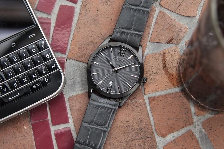 Chiếc đồng hồ Doxa D203BGY gắn liền với người đàn ông thành đạt - Ảnh 1