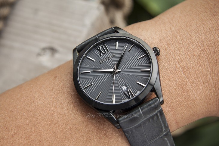 Chiếc đồng hồ Doxa D203BGY gắn liền với người đàn ông thành đạt - Ảnh 5