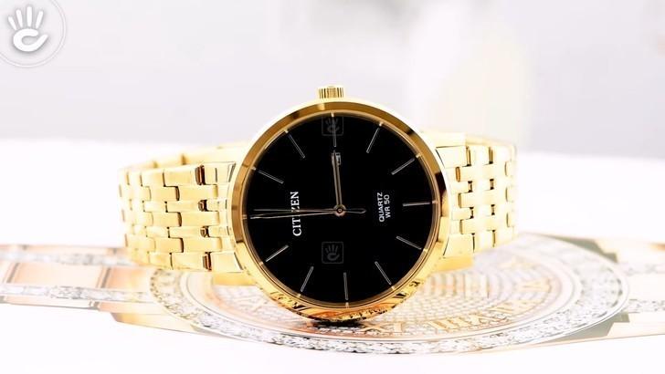 Đồng hồ nữ Citizen BI5072-51E giá rẻ, thay pin miễn phí - Ảnh 1